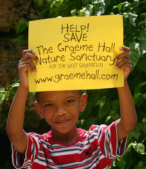Save Graeme Hall!
